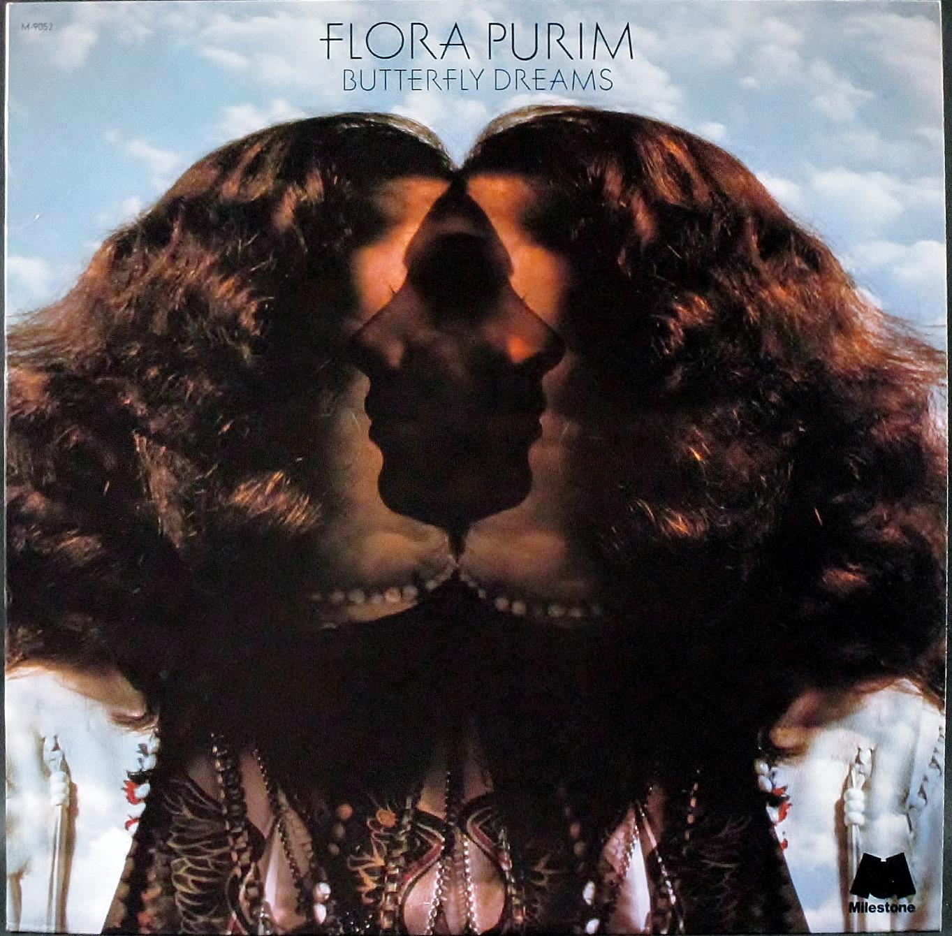 Flora Purim フローラ・プリム / Butterfly Dreams バタフライ・ドリームス