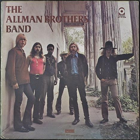 Allman Brothers Band オールマン・ブラザーズ・バンド / The Allman Brothers Band