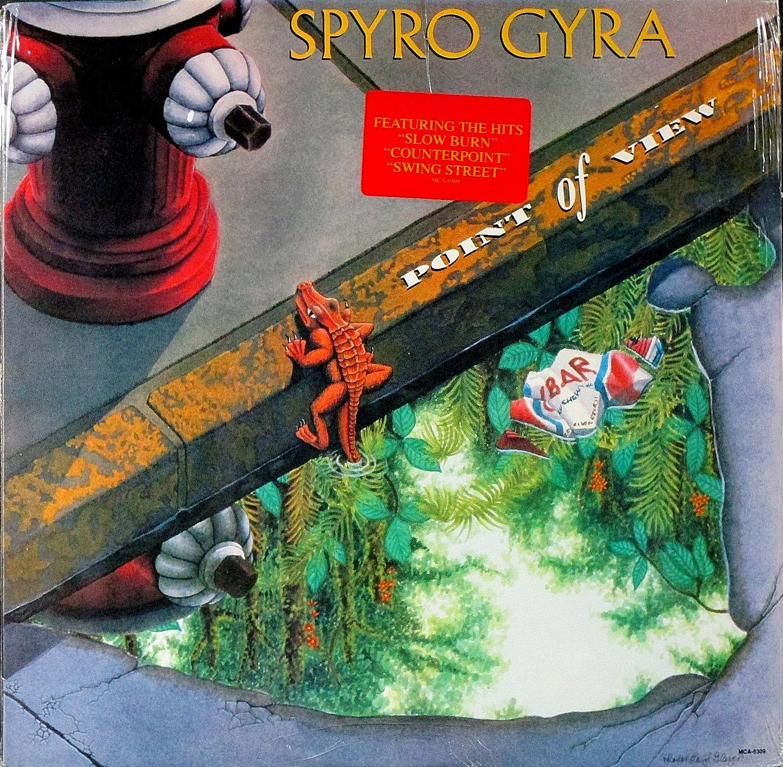 Spyro Gyra スパイロ・ジャイラ / Point Of View ポイント・オブ・ビュー