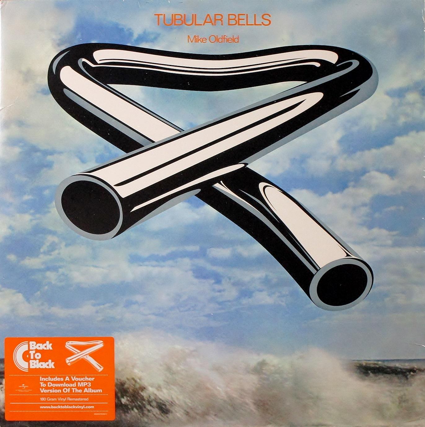 Mike Oldfield マイク・オールドフィールド / Tubular Bells チューブラー・ベルズ 重量盤