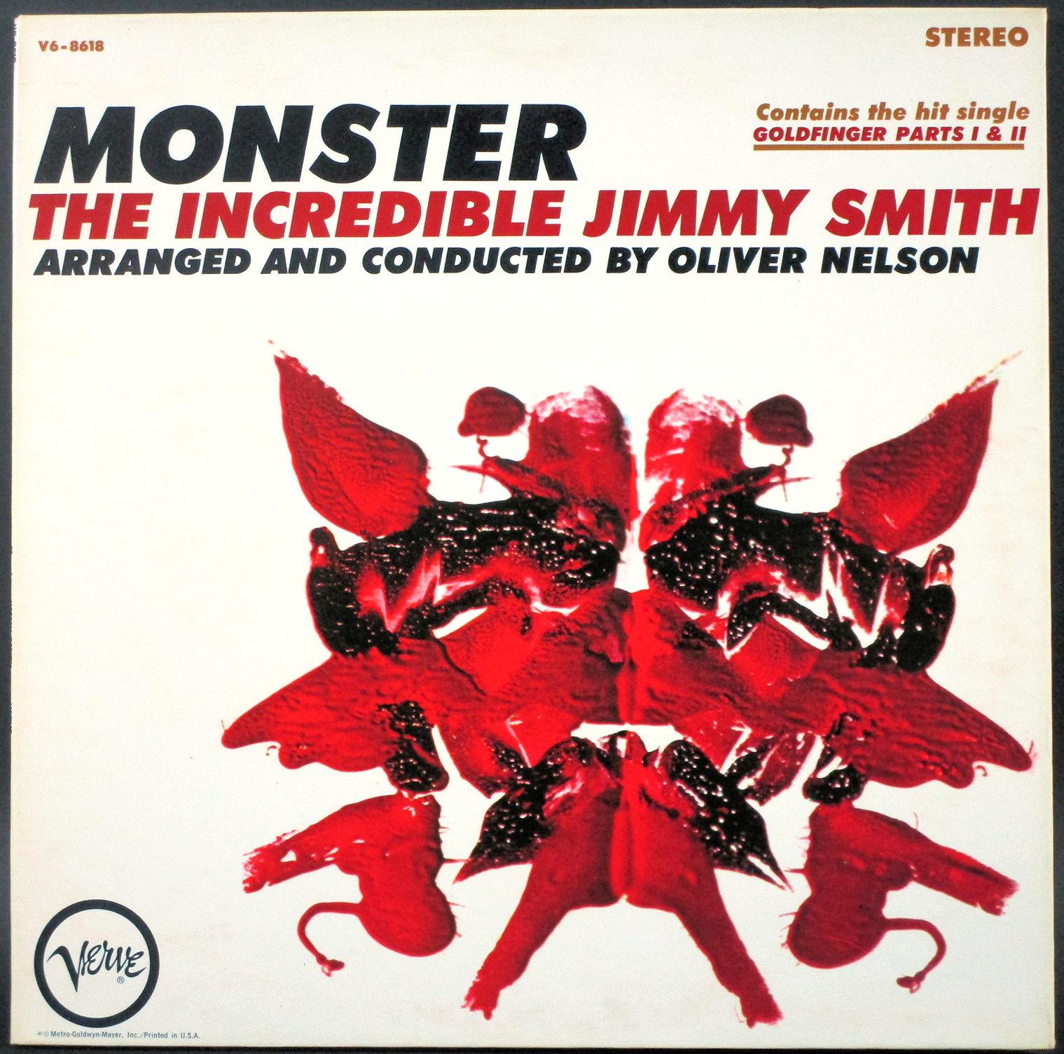 Jimmy Smith ジミー・スミス / Monster