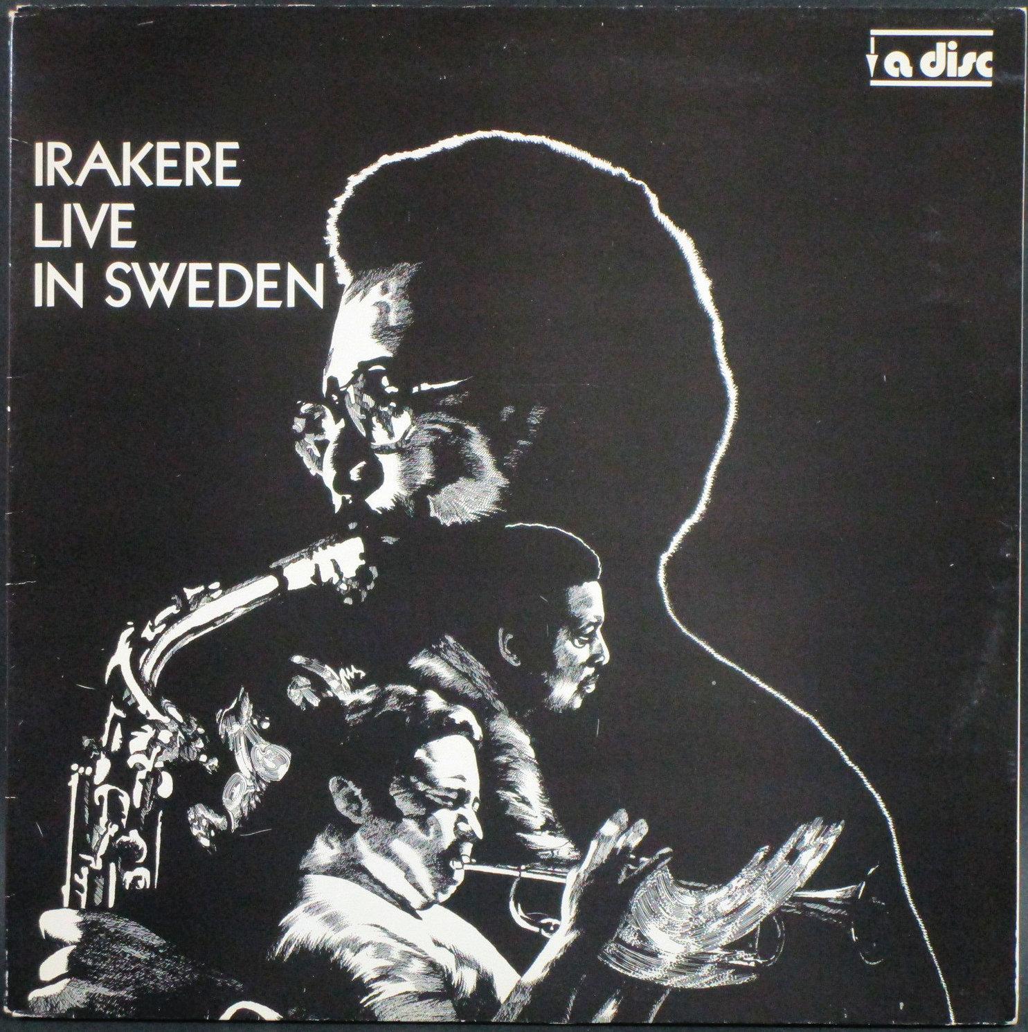 Irakere イラケレ / Live In Sweden