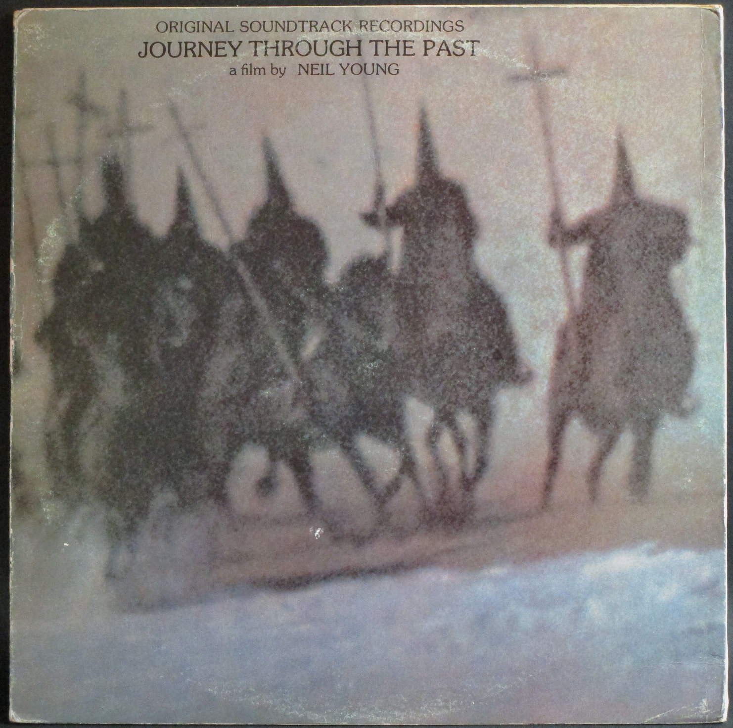 Neil Young ニール・ヤング / Journey Through The Past | UK盤