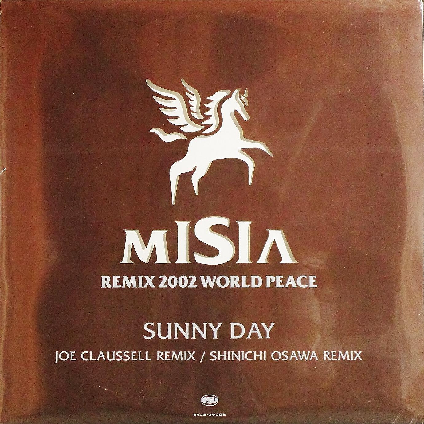 Misia ミーシャ / Sunny Day 未開封