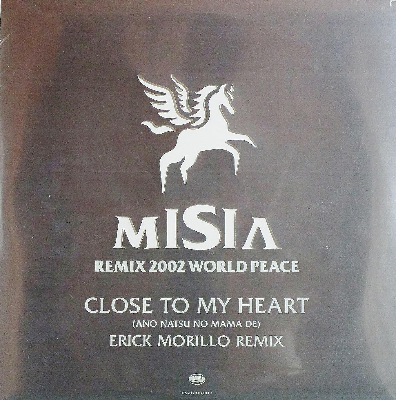Misia ミーシャ / Close To My Heart 未開封