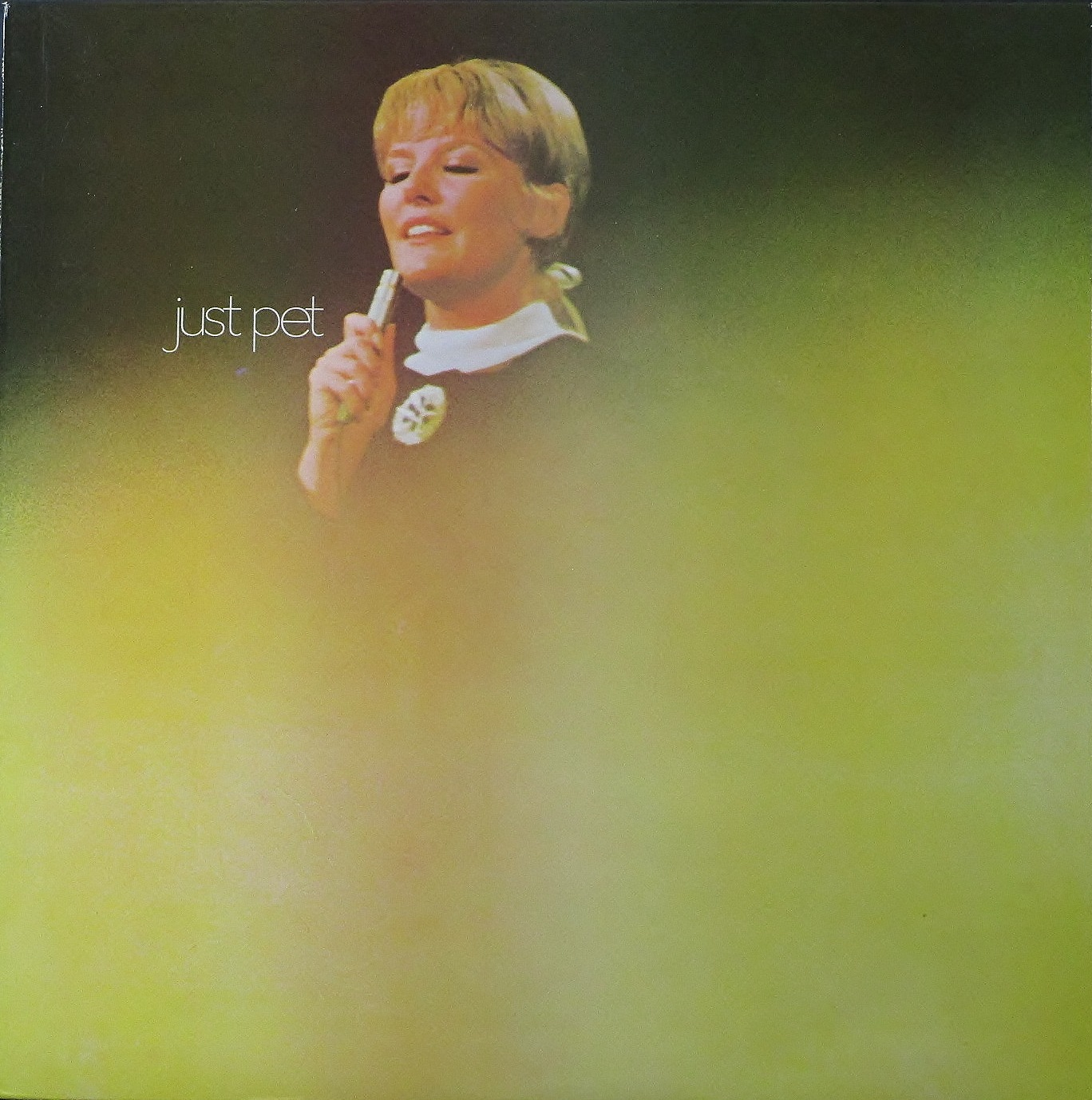 Petula Clark ペトゥラ・クラーク / Just Pet UK盤