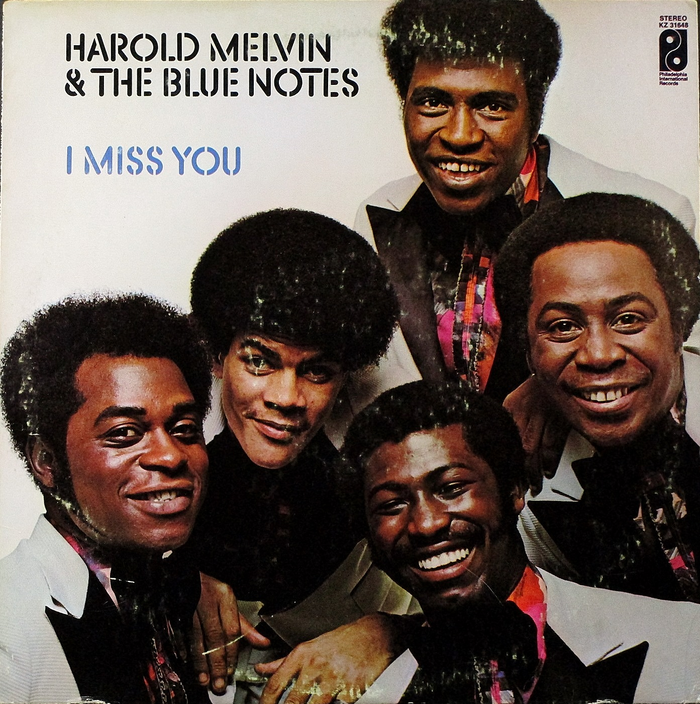 Harold Melvin & The Blue Notes ハロルド・メルヴィン・アンド・ブルーノーツ / Miss You