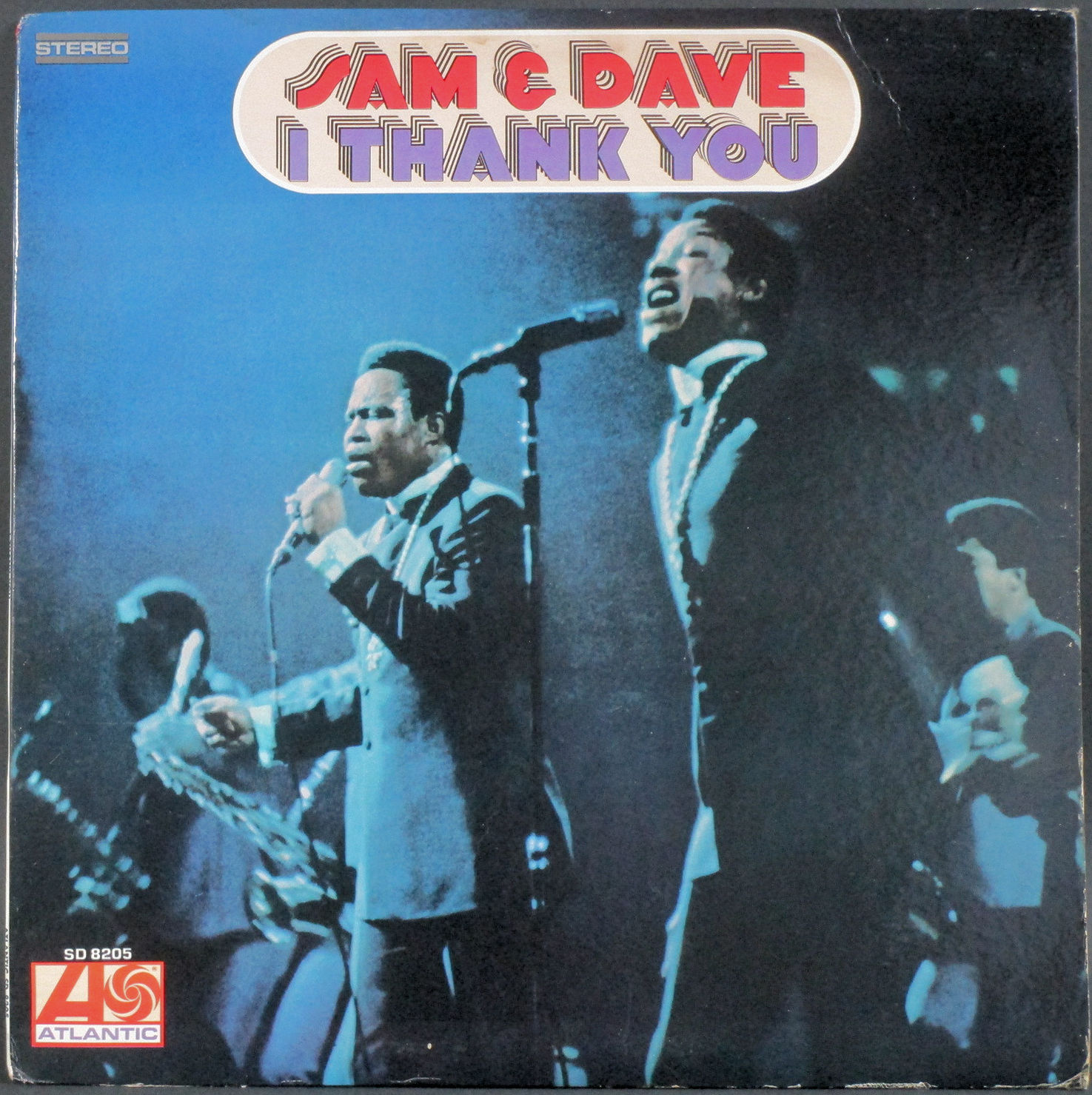 Sam & Dave サム・アンド・デイヴ / I Thank You アイ・サンキュー