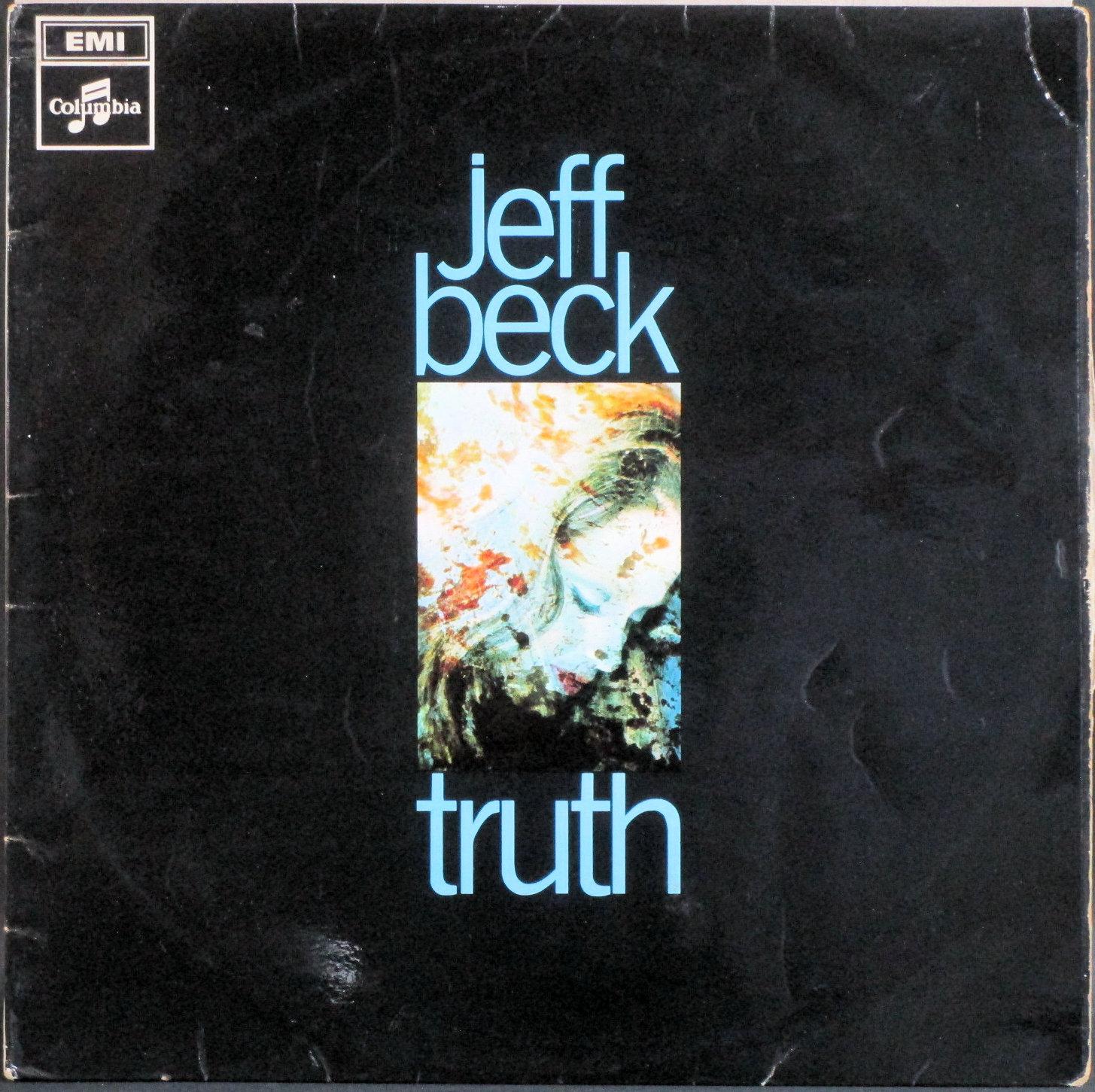 Jeff Beck ジェフ・ベック / Truth トゥルース   Blue