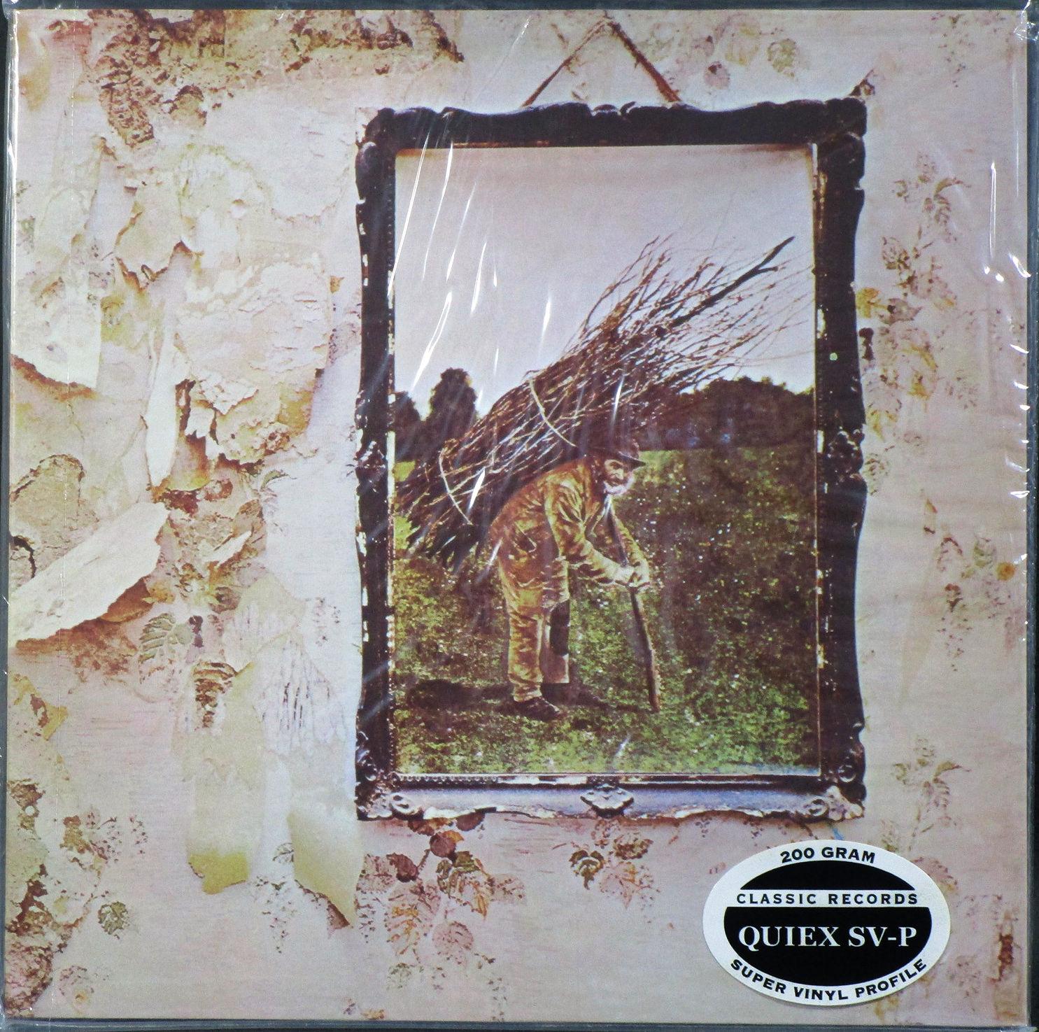 Led Zeppelin レッド・ツェッペリン / Led Zeppelin IV | 200g