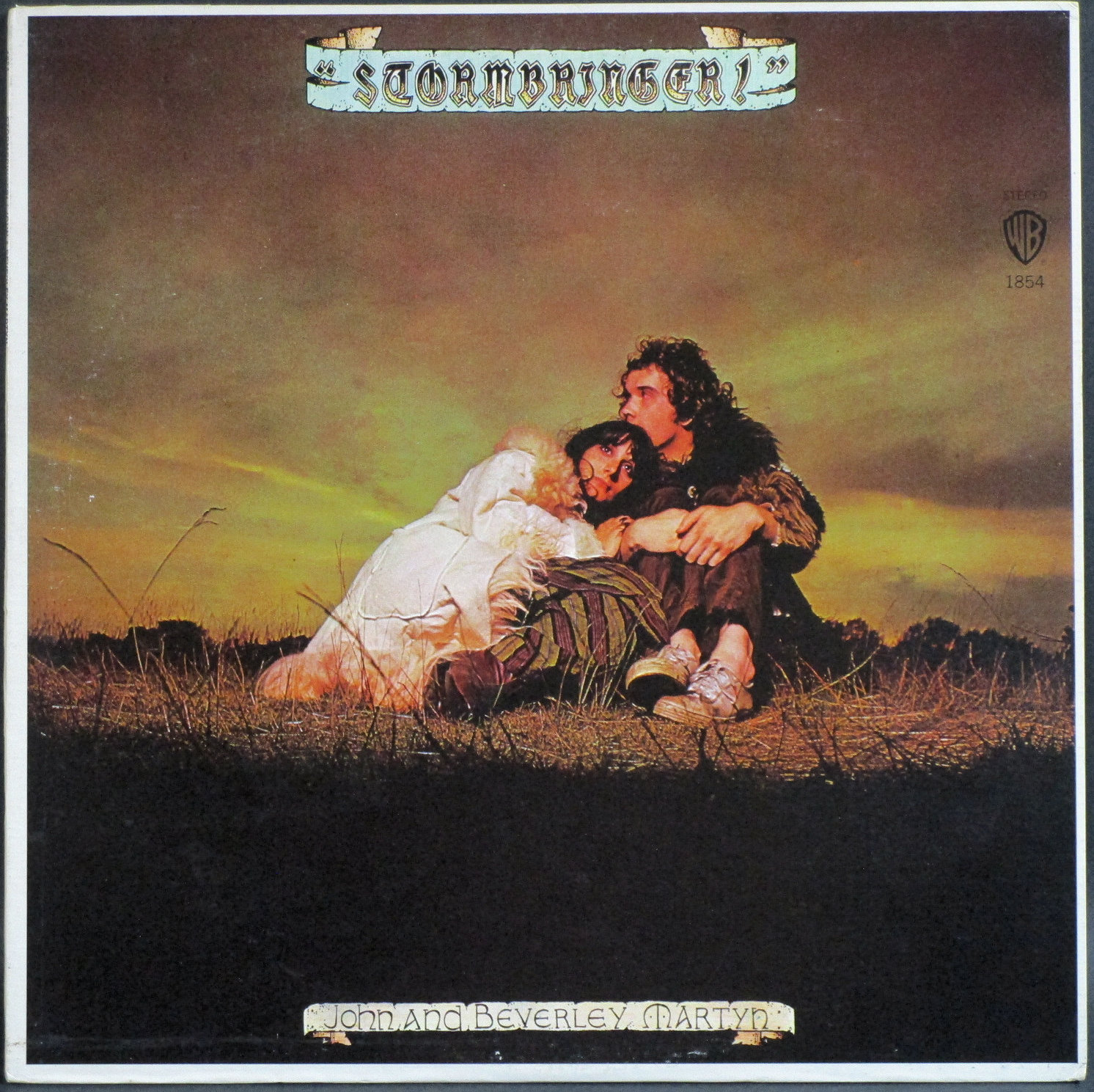 John And Beverley Martyn ジョン & ビバリー・マーティン /  Stormbringer! ストームブリンガー!   WLP