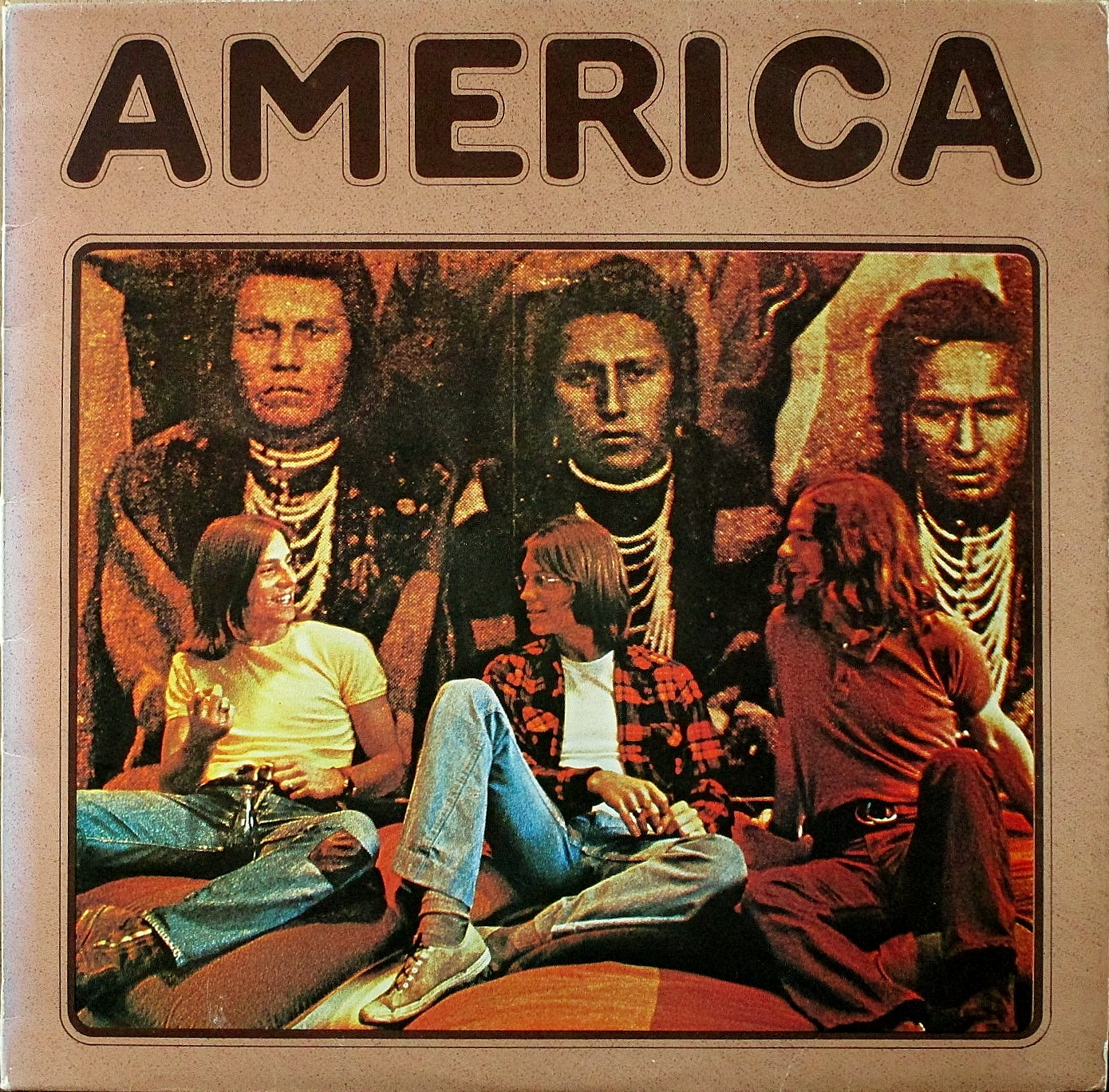 America アメリカ / America UK盤