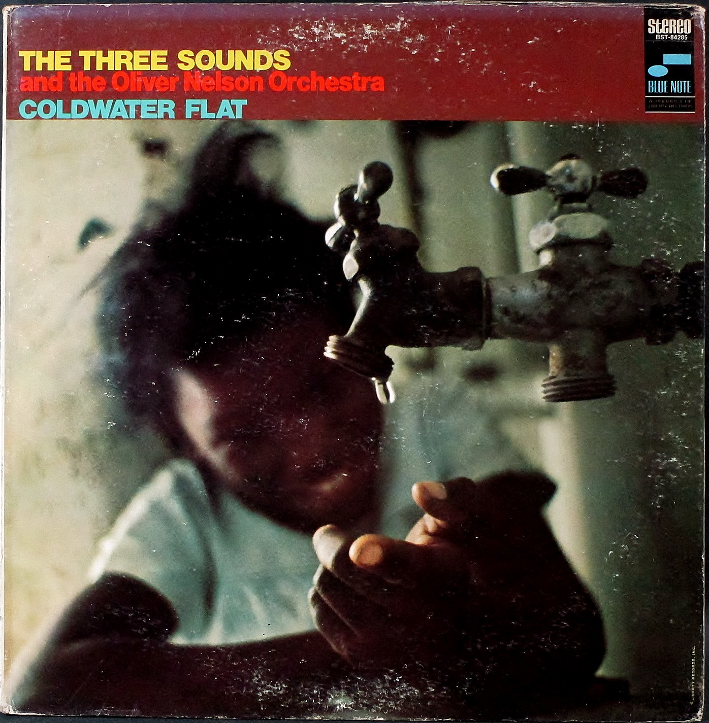 Three Sounds And The Oliver Nelson Orchestra スリー・サウンド & オリヴァー・ネルソン / Coldwater Flat