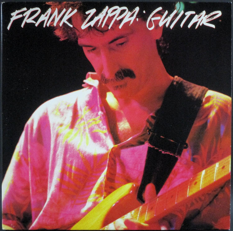 Frank Zappa フランク・ザッパ / Guitar