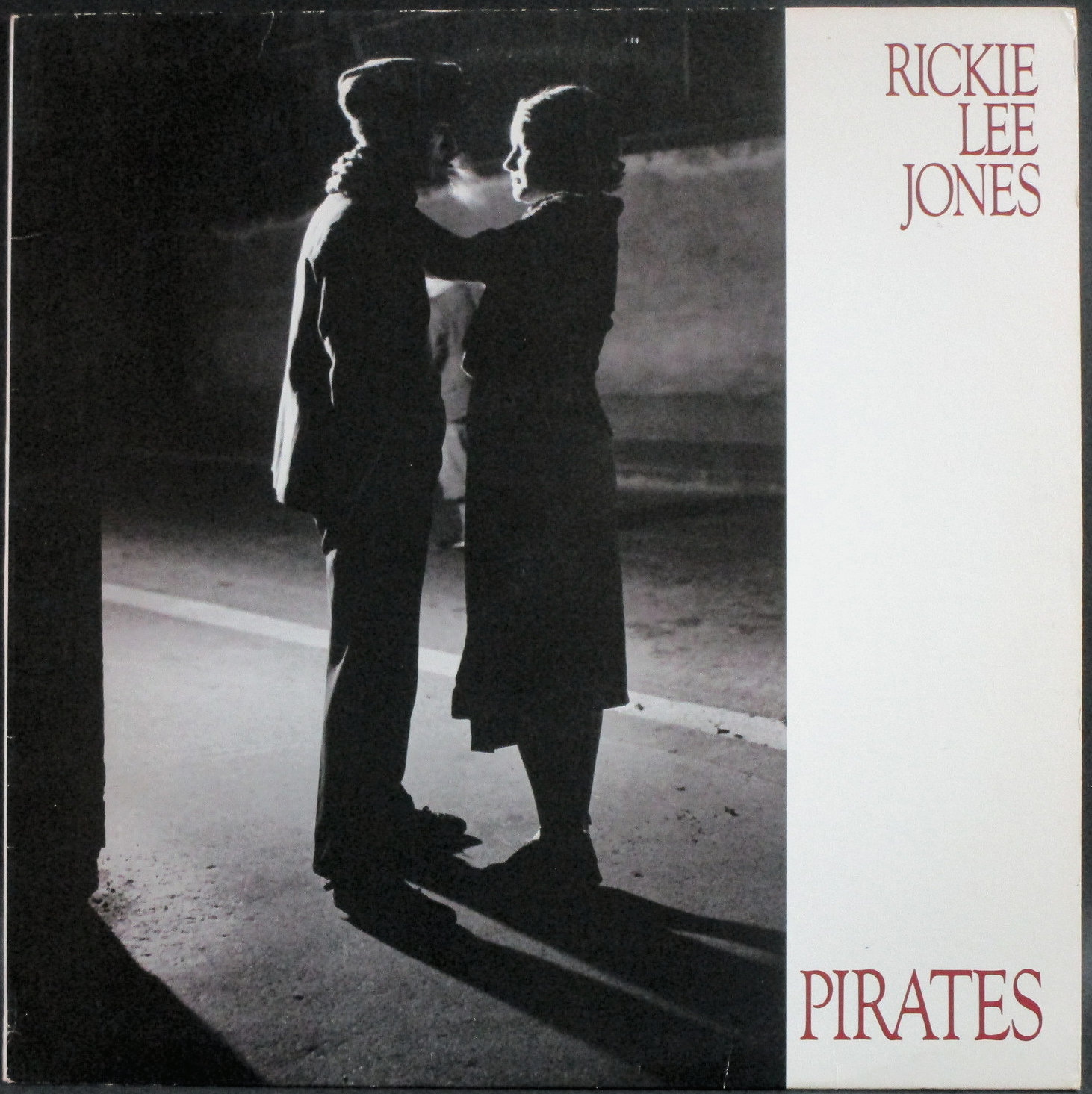 Rickie Lee Jones リッキー・リー・ジョーンズ / Pirates