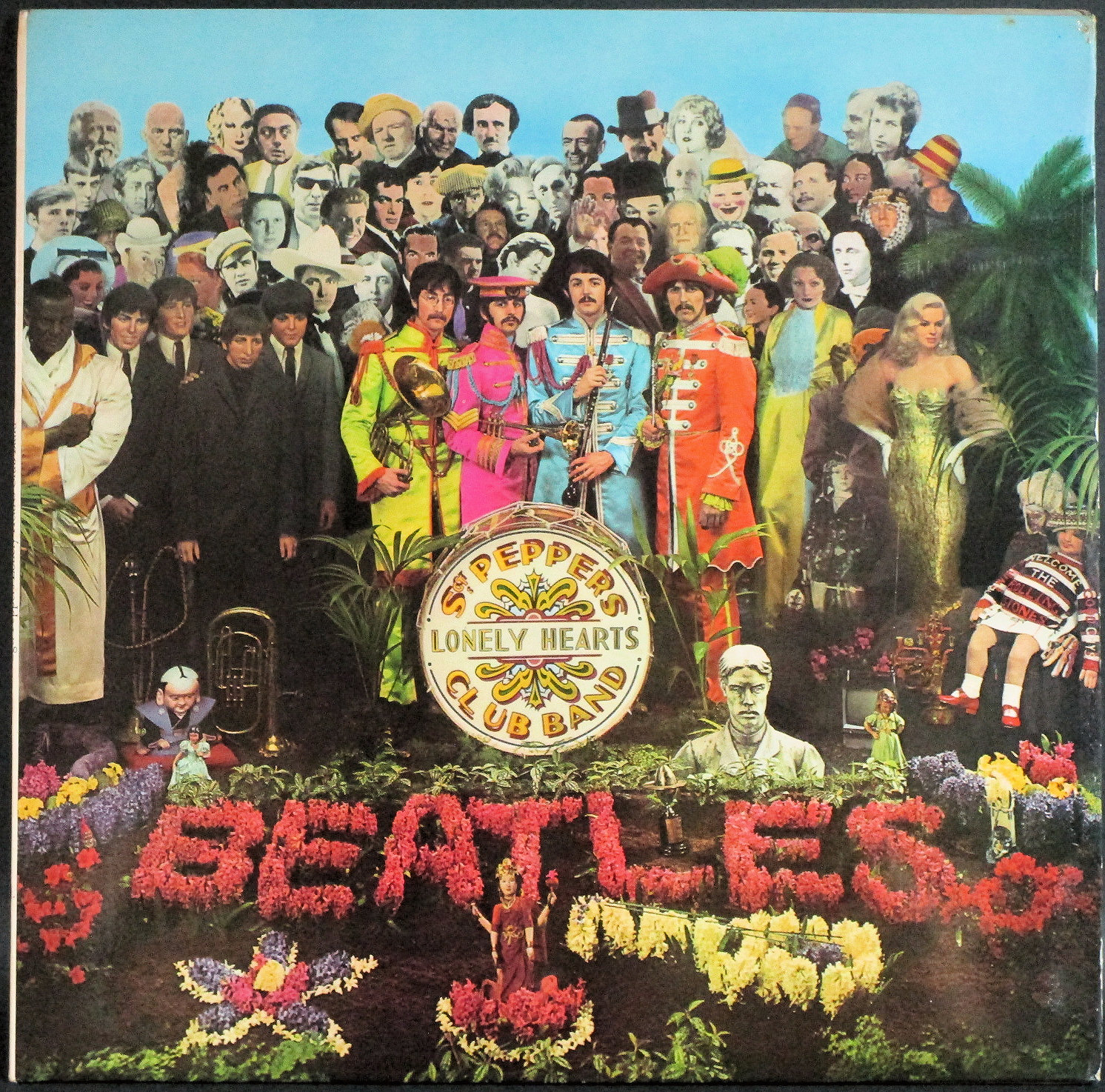 Beatles ザ・ビートルズ / Sgt. Pepper's Lonely Hearts Club Band