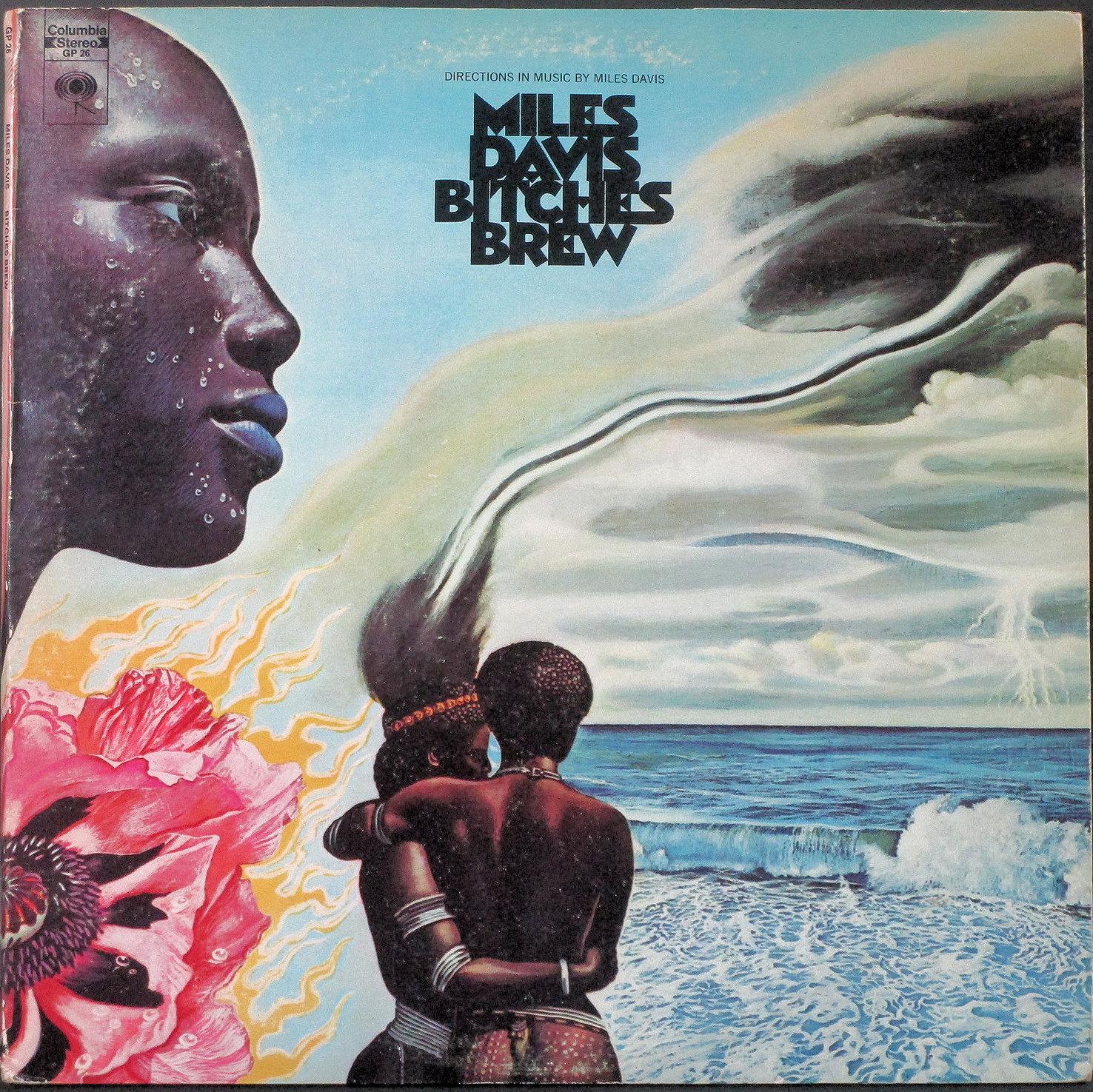 Miles Davis マイルス・デイビス / Bitches Brew
