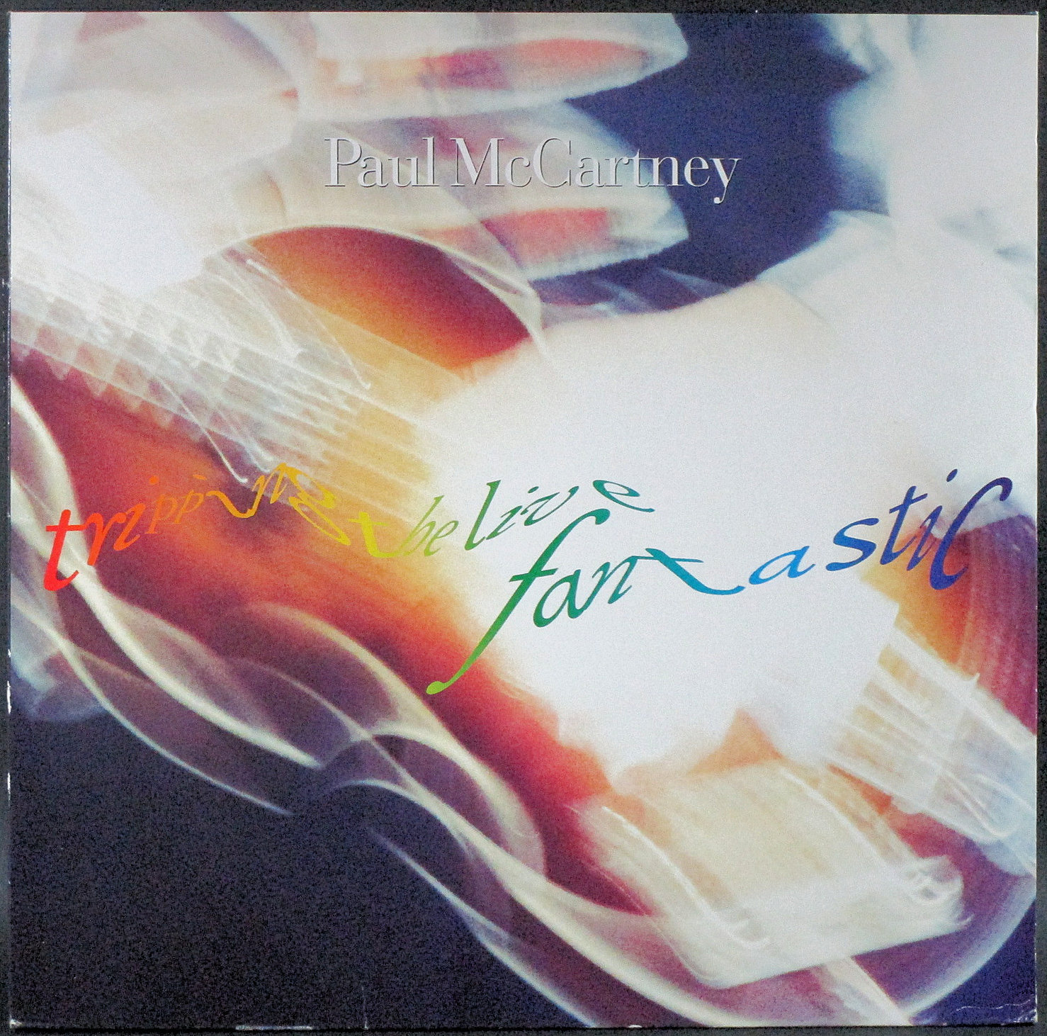 Paul McCartney ポール・マッカートニー / Tripping The Live Fantastic