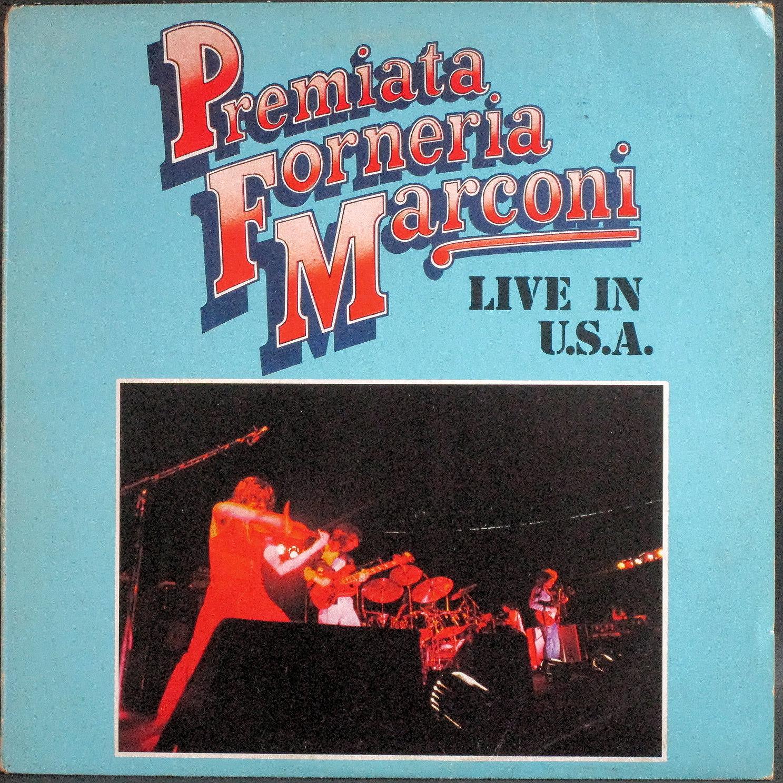 Premiata Forneria Marconi(PFM)/ Live In U.S.A.