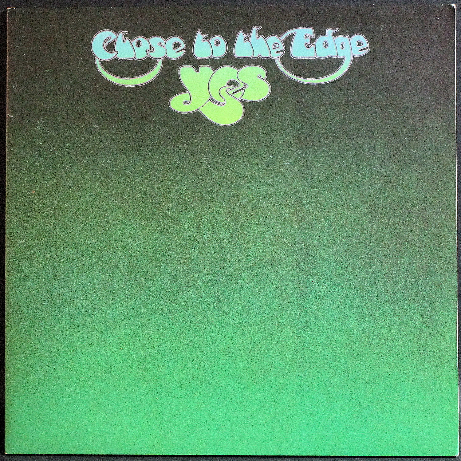 Yes イエス / Close To The Edge