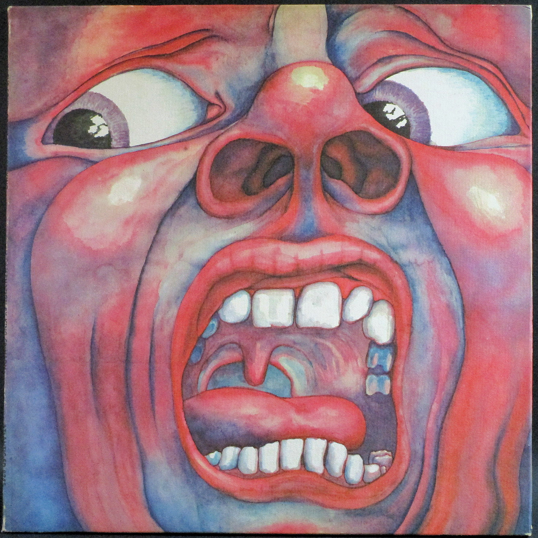 King Crimson キング・クリムゾン / In The Court Of The Crimson King