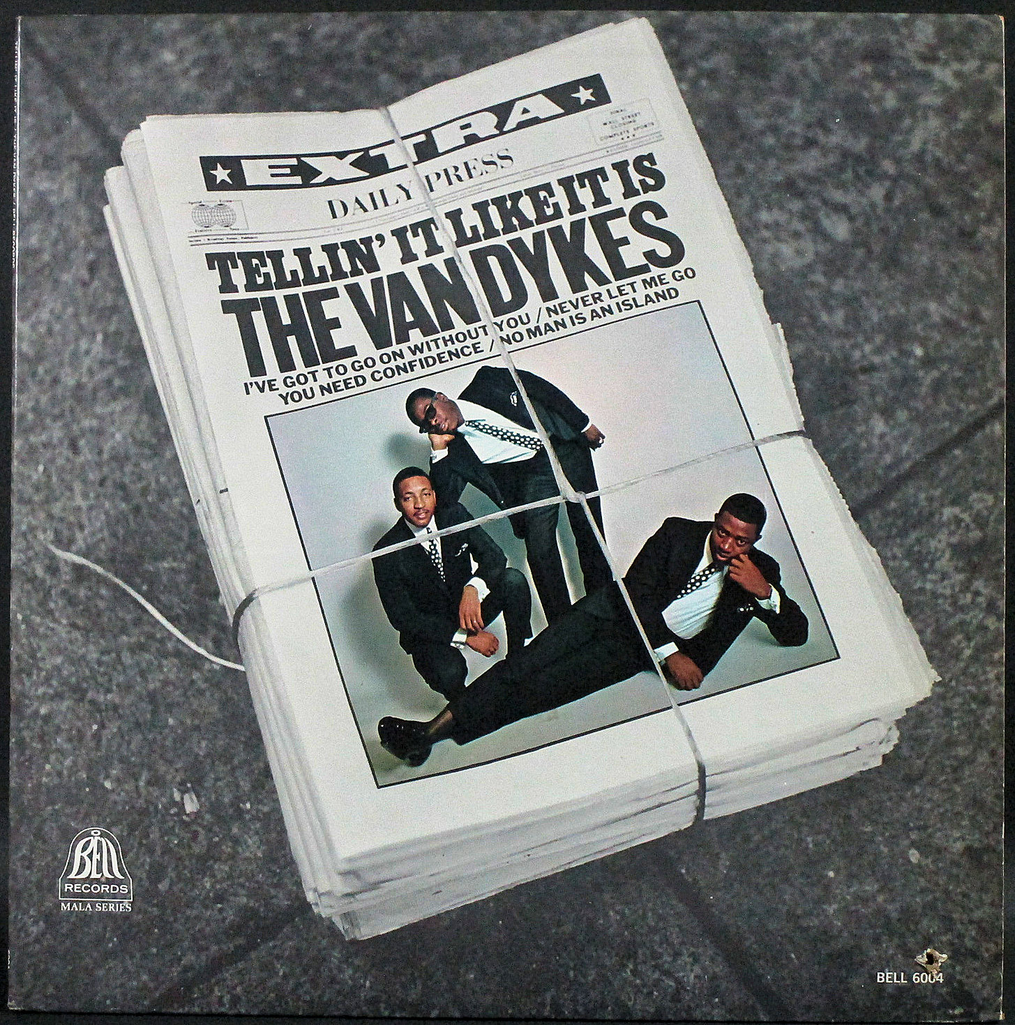 Van Dykes ヴァン・ダイクス / Tellin' It Like It Is