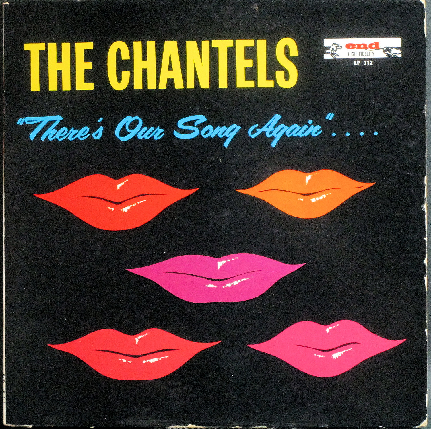 Chantels シャンテルズ / There's Our Song Again ゼアズ・アワ・ソング・アゲイン