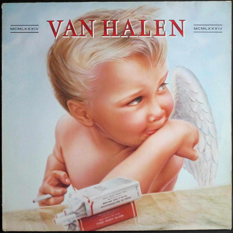 Van Halen ヴァン・ヘイレン / 1984