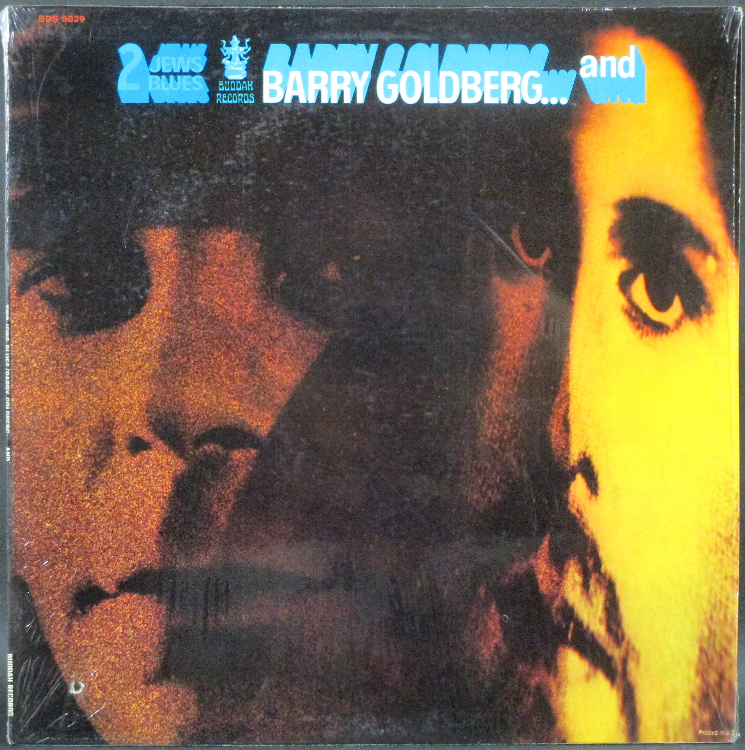 Barry Goldberg バリー・ゴールドバーグ / Two Jews Blues