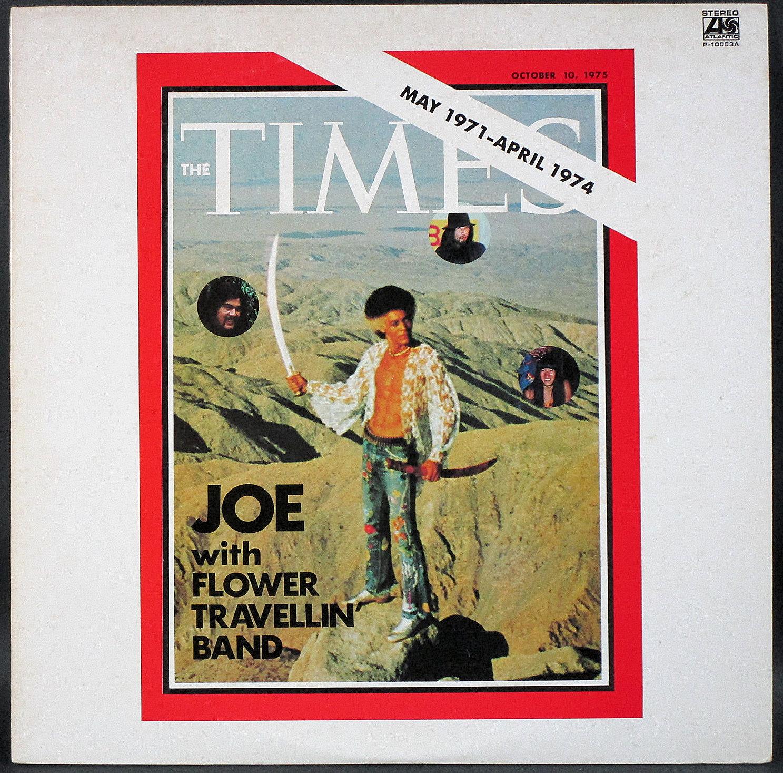 ジョー・山中 & フラワー・トラベリン・バンド Joe & Flower Travellin' Band / The Times | WLP