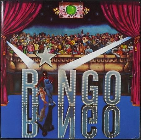 Ringo Starr リンゴ・スター / Ringo リンゴ UK盤