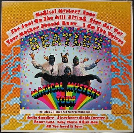 Beatles ザ・ビートルズ / Magical Mystery Tour マジカル・ミステリー・ツアー US orig