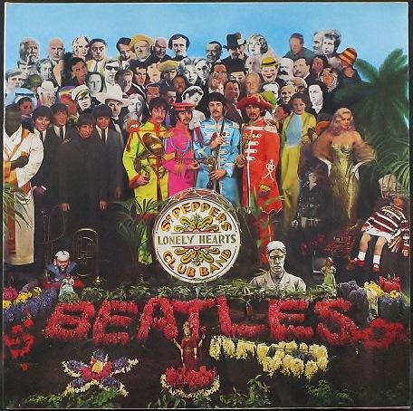 Beatles ザ・ビートルズ / Sgt. Pepper's Lonely Hearts Club Band サージェント・ペパーズ・ロンリー・ハーツ・クラブ・バンド 未開封