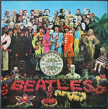 Beatles ザ・ビートルズ / Sgt. Pepper's Lonely Hearts Club Band サージェント・ペパーズ・ロンリー・ハーツ・クラブ・バンド JP盤