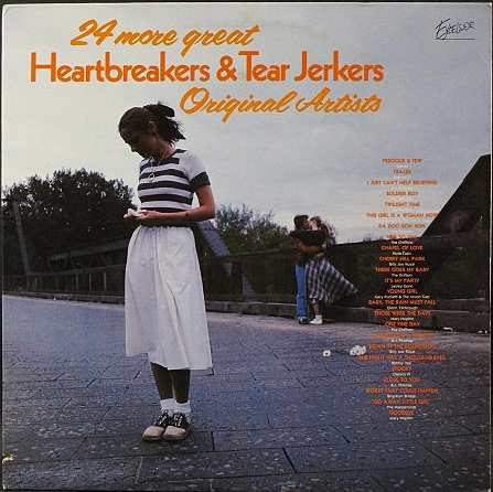 VA - Platters, Drifters, Shirelles... / 24 More Great Heartbreakers & Tear Jerkers