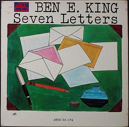 Ben E. King ベン・E・キング / Seven Letters
