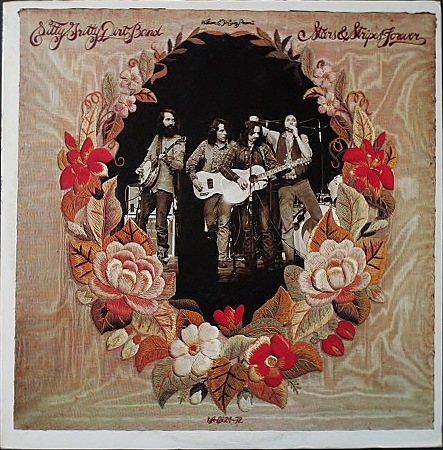 Nitty Gritty Dirt Band ニッティー・グリッティー・ダート・バンド / Stars And Stripes Forever 星条旗よ永遠なれ