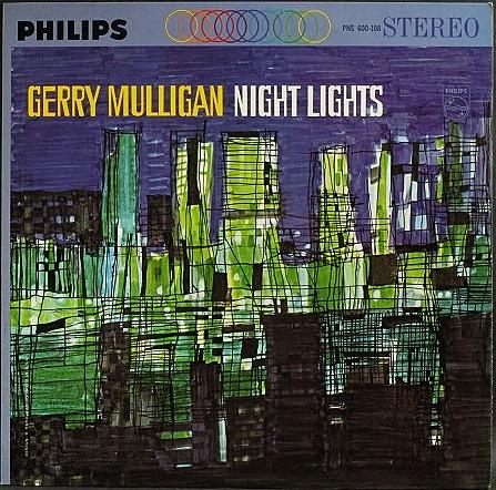 Gerry Mulligan ジェリー・マリガン / Night Lights