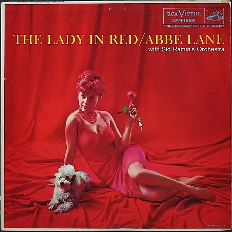 Abbe Lane アビ・レーン / The Lady In Red ザ・レディ・イン・レッド