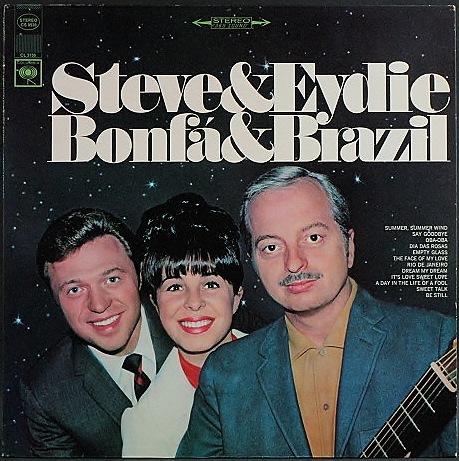 Steve & Eydie スティーヴ・ローレンス & イーディ・ゴーメ / Steve & Eydie, Bonfa & Brazil