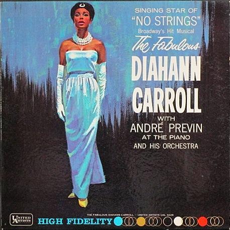 Diahann Carroll ダイアン・キャロル・ウイズ・アンドレ・プレヴィン / The Fabulous Diahann Carroll