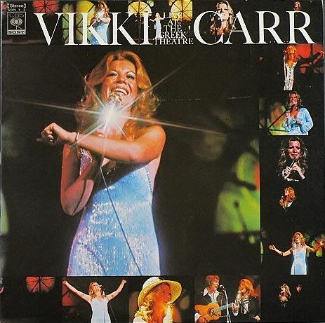 Vikki Carr ヴィッキー・カー / Live At The Greek Theatre