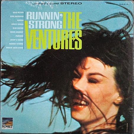 Ventures ヴェンチャーズ / Runnin' Strong