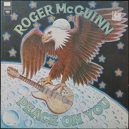 Roger McGuinn ロジャー・マッギン / Peace On You
