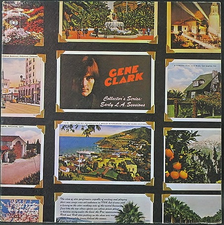Gene Clark ジーン・クラーク / Collector's Series: Early L.A. Sessions