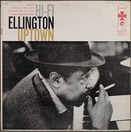 Duke Ellington デューク・エリントン / Hi-Fi Ellington Uptown ハイ・ファイ・エリントン・アップタウン