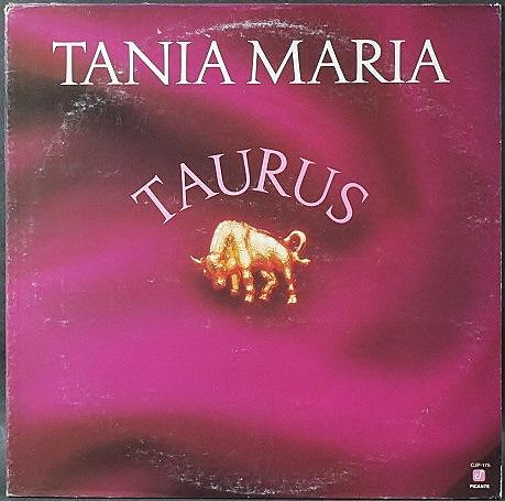 Tania Maria タニア・マリア / Taurus