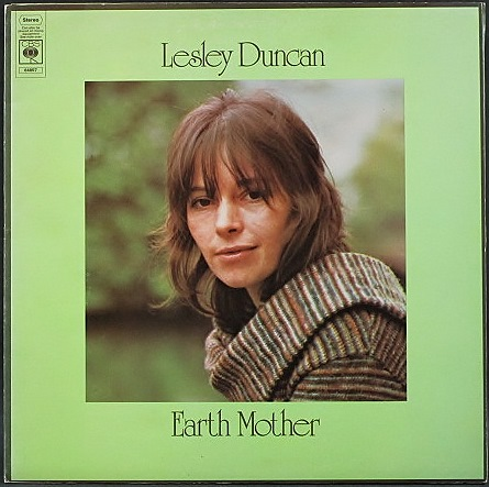 Lesley Duncan レスリー・ダンカン / Earth Mother UK盤