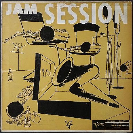 VA - Stan Getz, Benny Carter... スタン・ゲッツ、ベニー・カーター/ Norman Granz' Jam Session #4