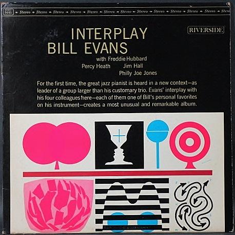 Bill Evans ビル・エヴァンス / Interplay